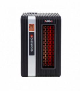 Riscaldatore a infrarossi 2 in 1 Thor Mini 1500